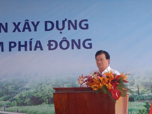 Khởi công tuyến cao tốc Vĩnh Hảo - Phan Thiết ảnh 1