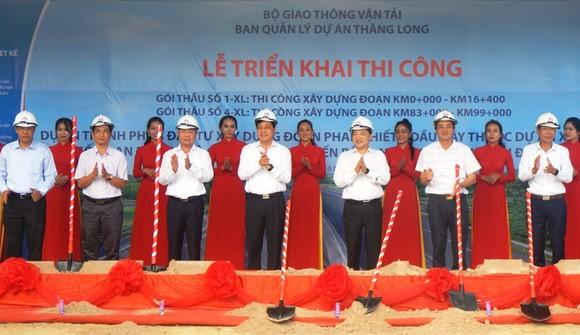 Thi công 2 gói thầu thuộc dự án cao tốc Phan Thiết - Dầu Giây ảnh 2