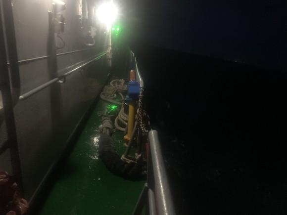 Vụ tàu của Panama chìm trên biển Phú Quý: Đã tìm thấy 10 thủy thủ, 5 người còn mất tích ảnh 2