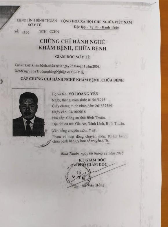 Bà Nguyễn Phương Hằng bị phạt vì xúc phạm danh dự, uy tín Chủ tịch UBND tỉnh Bình Thuận ảnh 1