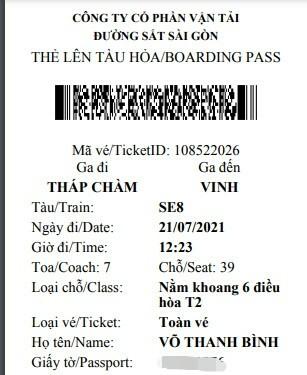 4 mẹ con đi xe đạp từ Đồng Nai về Nghệ An được hỗ trợ vé tàu về quê ảnh 2