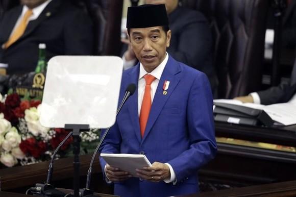 Indonesian President Joko Widodo (Source: AP)