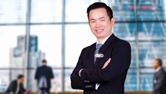 Director general of Nguyen Kim Electronics Pham Nhat Vinh
