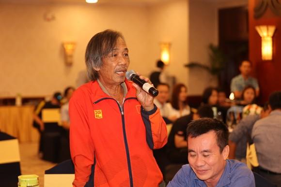 Họp báo công bố kế hoạch tổ chức Giải thưởng Quả bóng Vàng Việt Nam 2020 ảnh 5