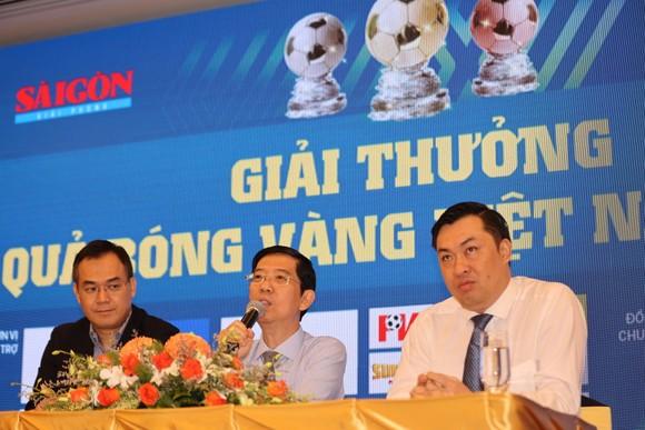 Họp báo công bố kế hoạch tổ chức Giải thưởng Quả bóng Vàng Việt Nam 2020 ảnh 6