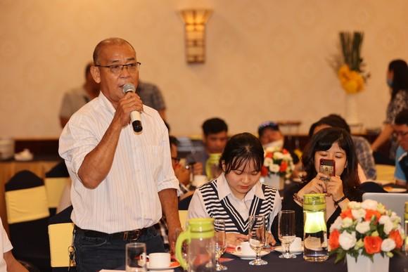 Họp báo công bố kế hoạch tổ chức Giải thưởng Quả bóng Vàng Việt Nam 2020 ảnh 7