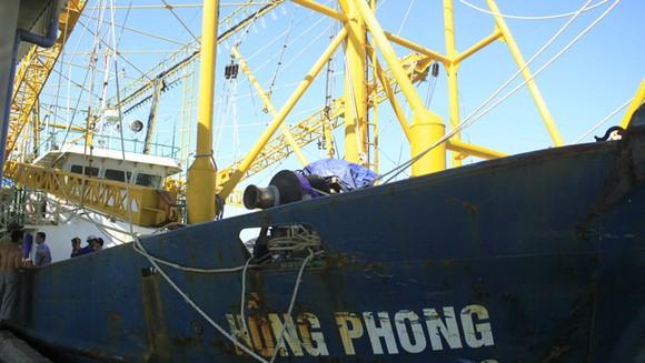 Quảng Ngãi: Ngư dân kiến nghị với bí thư tỉnh ủy về tàu vỏ thép ảnh 1