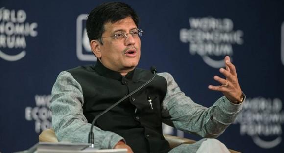 Bộ trưởng Công thương Ấn Độ Priush Goyal