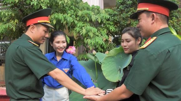 Hiến dâng sức trẻ cho Tổ quốc ảnh 1
