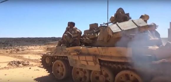 Syria: Quân chính phủ bị IS sát hại ảnh 1