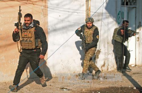 Iraq tiêu diệt một thủ lĩnh cấp cao của IS ảnh 1