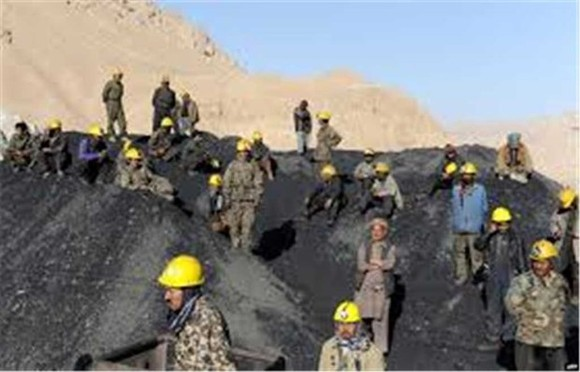 Nhiều thợ mỏ đã thiệt mạng trong vụ nổ mỏ than tại huyện Dara-e-Suf Bala. Ảnh: jhalak.com