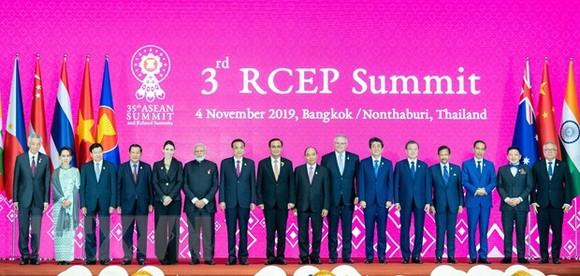 Hàn Quốc thúc đẩy ký kết RCEP  ảnh 1