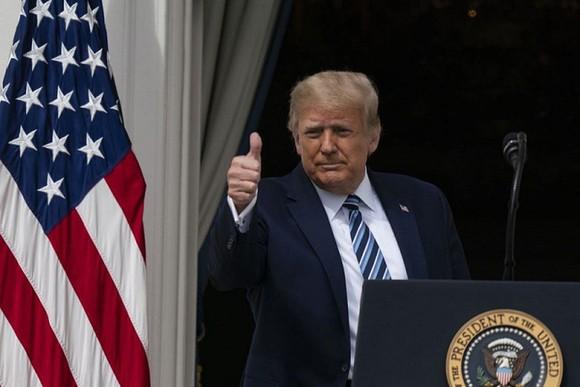 Kinh tế vẫn là lợi thế mạnh nhất của Tổng thống Donald Trump