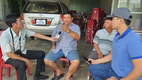 Phú Yên: Doanh nghiệp vi phạm hàng loạt quy định về khai thác cát ảnh 1