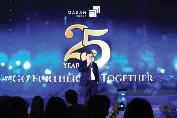 Masan Group tổ chức lễ kỷ niệm 25 năm thành lập ảnh 2