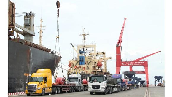 Cần Giuộc sở hữu Cảng quốc tế Long An với nhiều triển vọng