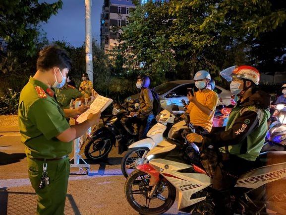 Quận Gò Vấp tái lập các chốt kiểm dịch ảnh 5