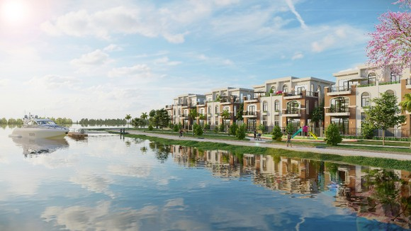Người mua nhà chi mạnh cho tiện ích tốt cho sức khỏe tại đô thị sinh thái  ảnh 3