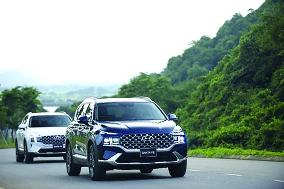 TC Motor công bố kết quả bán hàng Hyundai tháng 8-2021 ảnh 4