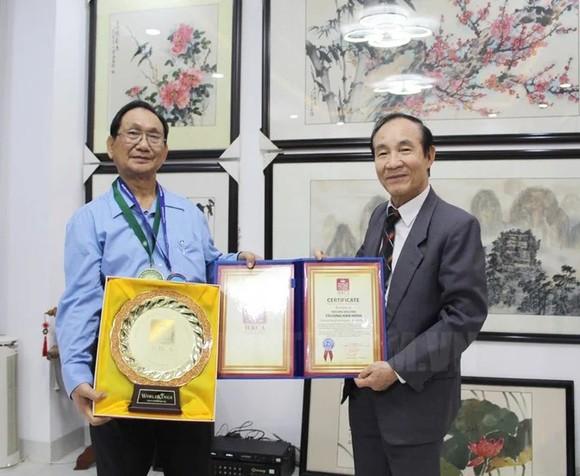 Vĩnh biệt họa sĩ Trương Hán Minh: Đường nét tài hoa ảnh 1