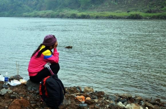 Kinh hoàng 9 công nhân thiệt mạng và mất tích trên sông Hồng ảnh 2