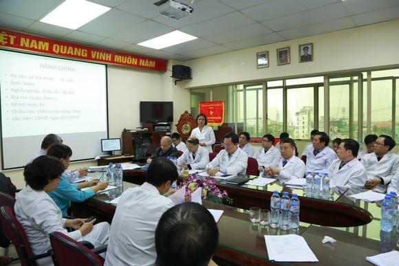 Lần đầu tiên Việt Nam ghép phổi thành công từ người cho chết não ảnh 2