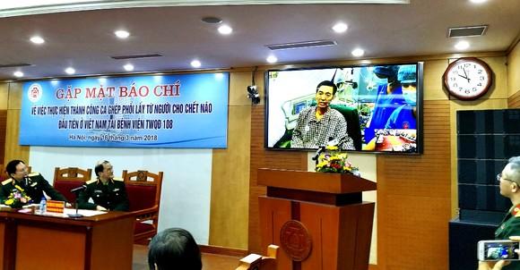 Lần đầu tiên Việt Nam ghép phổi thành công từ người cho chết não ảnh 5