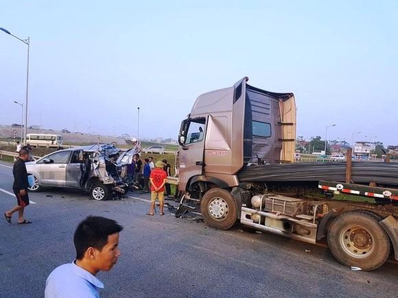 Sắp giám đốc thẩm vụ án đâm vào xe đi lùi trên cao tốc Hà Nội - Thái Nguyên ảnh 1