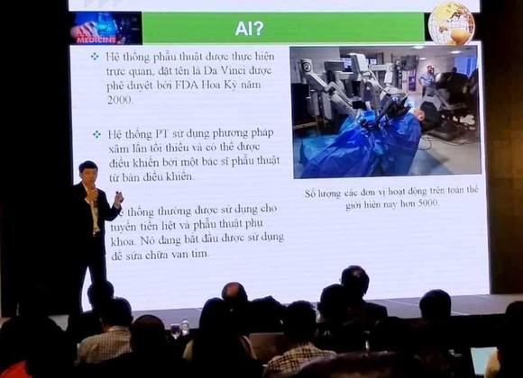 Ứng dụng AI trong y tế - giảm chi phí, tăng hiệu quả ảnh 2