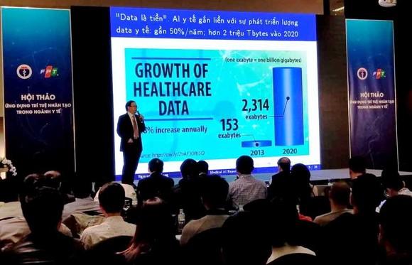 Ứng dụng AI trong y tế - giảm chi phí, tăng hiệu quả ảnh 1