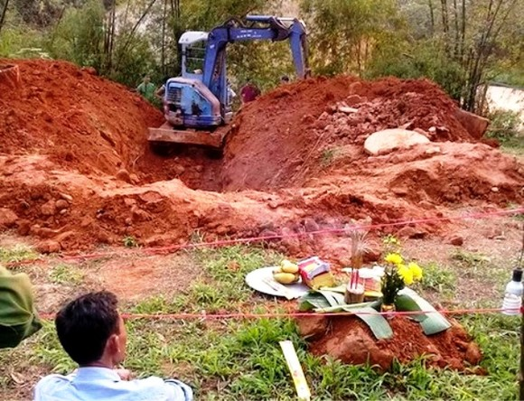 Sự thật người phụ nữ bị giết phi tang xác xuống giếng ở Yên Bái báo mộng cho người thân ảnh 1