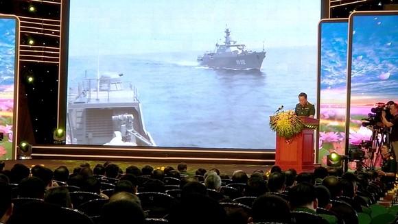 Tỏa sáng phẩm chất Bộ đội Cụ Hồ, xây dựng Quân đội vững mạnh ảnh 1
