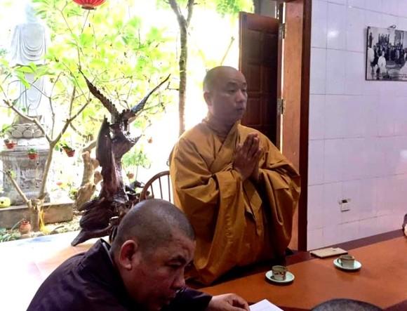 Thu hồi toàn bộ đất mua bán vi phạm của sư Thích Thanh Toàn quanh chùa Nga Hoàng  ảnh 2