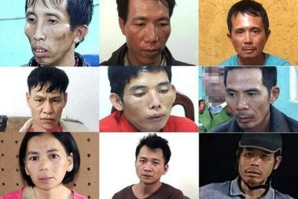 Tội ác chồng chất của 9 bị can trong vụ sát hại nữ sinh giao gà ở Điện Biên  ảnh 1