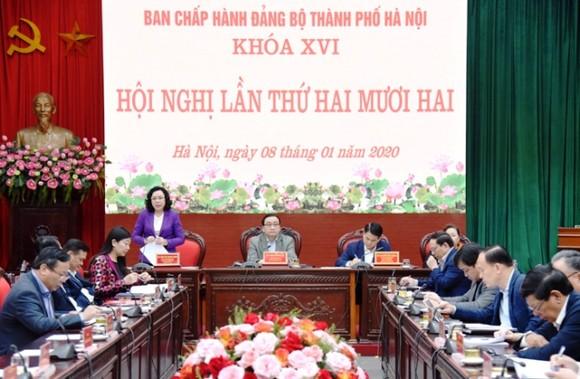 Hơn 1.000 đảng viên và tổ chức đảng của Hà Nội bị kỷ luật ảnh 1