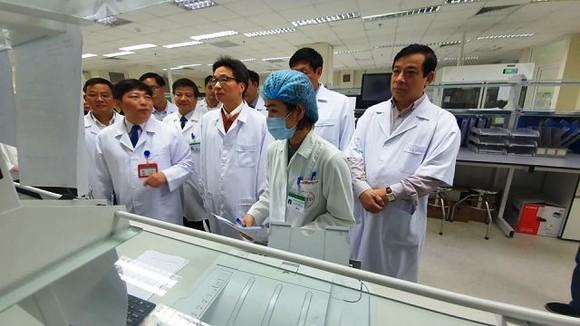 Dịch viêm phổi cấp do CoV cận kề- Việt Nam dồn sức ngăn chặn ảnh 1