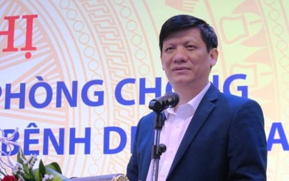 Phó trưởng Ban Tuyên giáo Trung ương Nguyễn Thanh Long trở lại làm Thứ trưởng Bộ Y tế ảnh 1