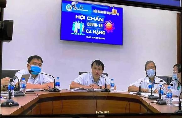 Tập trung điều trị cho các bệnh nhân Covid-19 ở Đà Nẵng  ảnh 3
