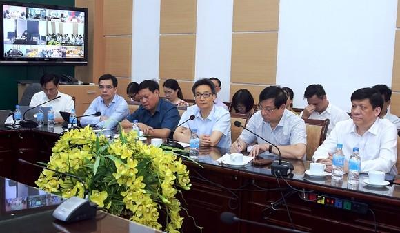 Tập trung điều trị cho các bệnh nhân Covid-19 ở Đà Nẵng  ảnh 2