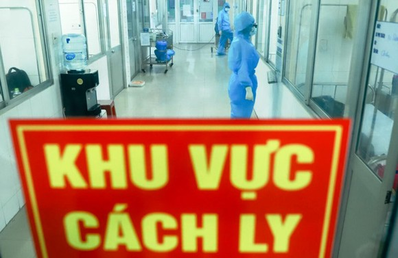 Sáng nay, thêm 8 ca mắc mới Covid-19 tại 4 bệnh viện ở Đà Nẵng ảnh 1