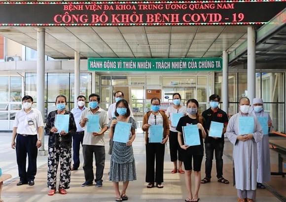 853 bệnh nhân Covid-19 khỏi bệnh, không có ca mắc mới ảnh 1