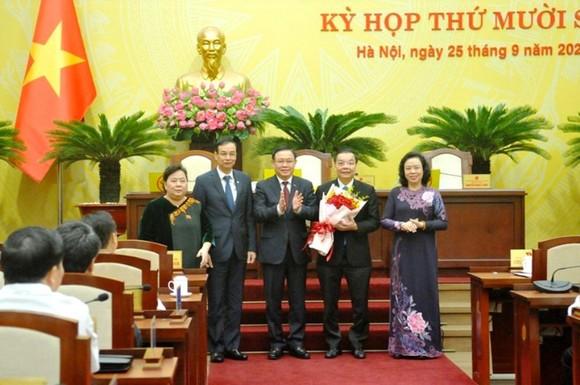 Bãi nhiệm ông Nguyễn Đức Chung, bầu ông Chu Ngọc Anh làm Chủ tịch UBND TP Hà Nội ảnh 1