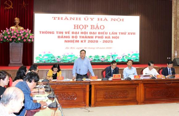 Hà Nội đặt mục tiêu trở thành đô thị xanh, GRDP/người đạt 8.300-8.500 USD ảnh 2