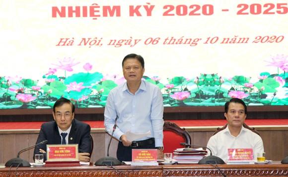 Hà Nội đặt mục tiêu trở thành đô thị xanh, GRDP/người đạt 8.300-8.500 USD ảnh 3