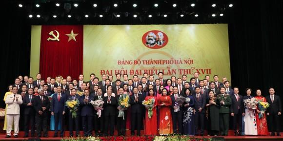 Kết thúc Đại hội Đảng bộ TP Hà Nội lần thứ XVII: yêu cầu người đứng đầu dám nghĩ, dám làm ảnh 3