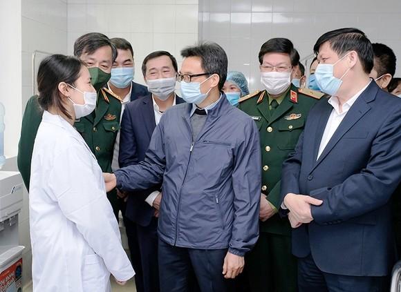 Đẩy nhanh tiến độ vaccine ngừa Covid-19 của Việt Nam nhưng phải đảm bảo an toàn ảnh 2