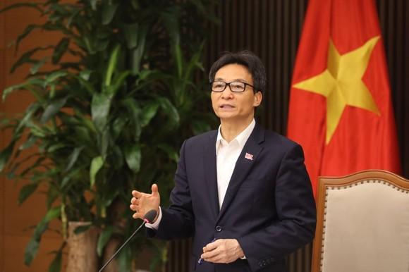 Phó Thủ tướng Vũ Đức Đam: Dịch Covid-19 ở Hải Dương và Quảng Ninh nghiêm trọng hơn trước đây ảnh 1