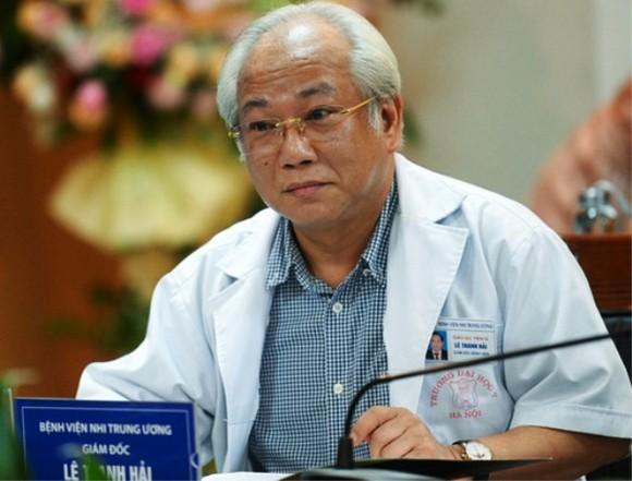 Giám đốc Bệnh viện Nhi Trung ương đột tử tại phòng làm việc ảnh 1