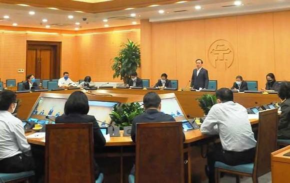 Hà Nội yêu cầu lãnh đạo thành phố và các đơn vị không được rời khỏi thành phố ảnh 1